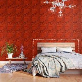 Renaissance Red Wallpaper