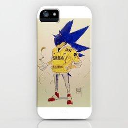 1991 Sonic iPhone Case