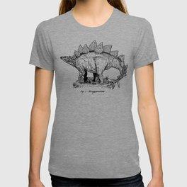 Figure One: Stegosaurus T-shirt