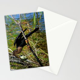 A Darters Meal Stationery Cards