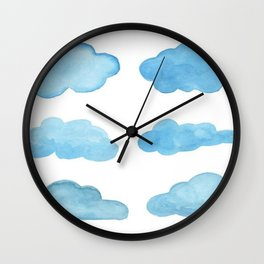 waterclouds Wall Clock