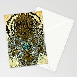 FUNKY TOTEM Stationery Cards