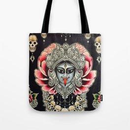 Hindu - Kali 9 Tote Bag
