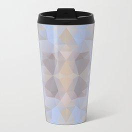 Soft geometric design Travel Mug