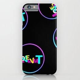 Love Movement 2020 iPhone Case