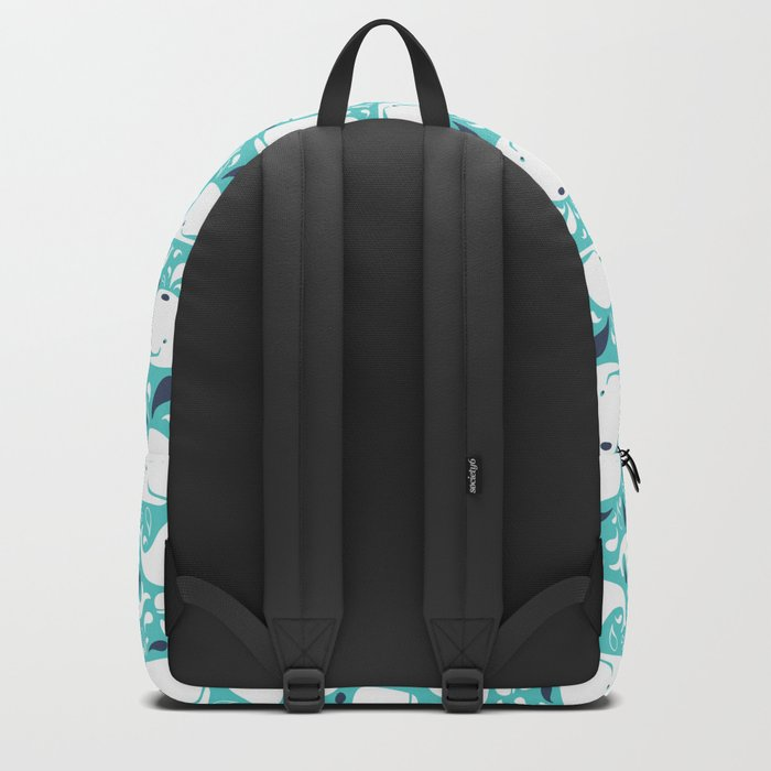 Whale Of A Time Backpack