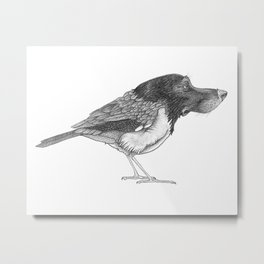 The BirdDog Metal Print