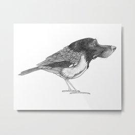 The BirdDog Metal Print