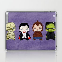 A Boy - Universal Monsters Laptop & iPad Skin