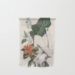 natural beauty-collage 2 Wall Hanging