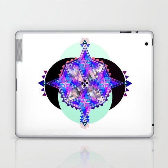 Octagon Laptop & iPad Skin