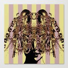 Liliætte Canvas Print
