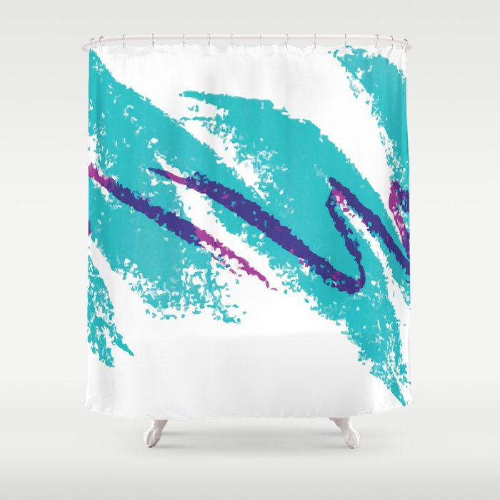 Solo Jazz Shower Curtain by alexofficer | Society6