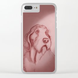 spinone italano Clear iPhone Case