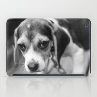 puppy iPad Cases featuring Puppy! by Clayton Jones