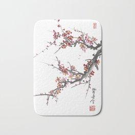 Cherry Blossom One Bath Mat