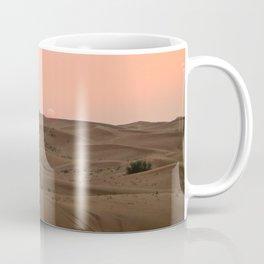 Arabian Desert Sunset Coffee Mug