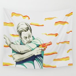 Ron Swanson Wall Tapestry