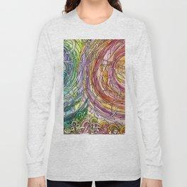 Watercolor Loe Long Sleeve T-shirt