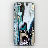 orca iPhone & iPod Skins featuring Orca by Lauren Yonenson