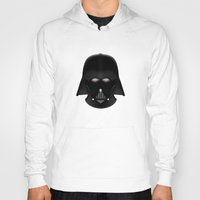 darth vader Hoodies featuring Darth Vader by Oblivion Creative
