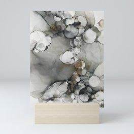 The Fog Whispers Softly Mini Art Print