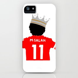 Mo Salah v5 iPhone Case
