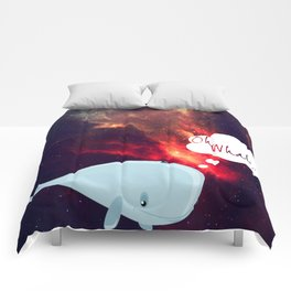 Oh Whale.. Comforters