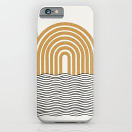 Summer Mood iPhone Case