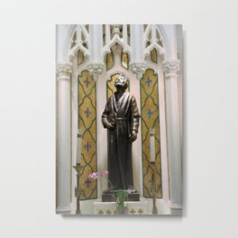 St. Patrick's Cathedral in Manhattan - St. Jude Metal Print