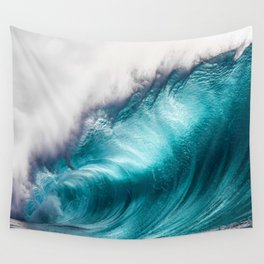 Big Wave Wall Tapestry