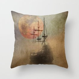 From Darkness 1 Throw Pillow