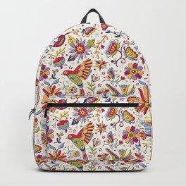 Otomi folk Backpack