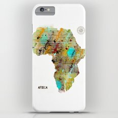 Africa Slim Case iPhone 6 Plus