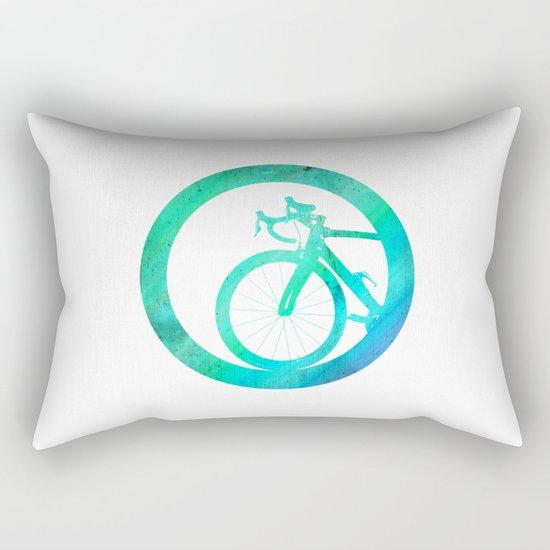 Wheel Rectangular Pillow