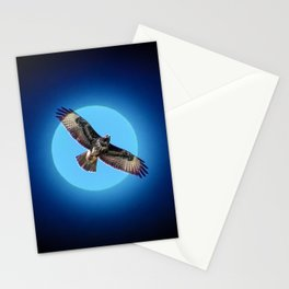 Moments - Full moon Stationery Cards