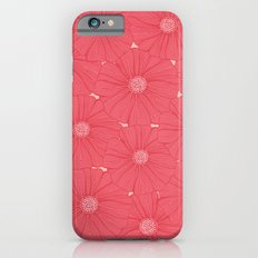 Hundreds of flowers iPhone 6s Slim Case
