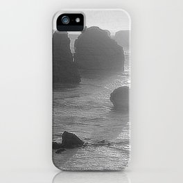 Sunset over the Twelve Apostles iPhone Case