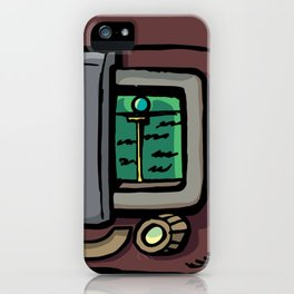 Old Radio Orion iPhone Case