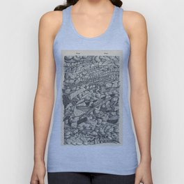 Rolling with the Wind Unisex Tank Top