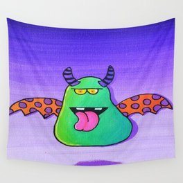 Creatch: Meet Maurice Wall Tapestry