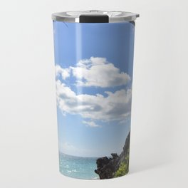 Steps to paradise Travel Mug