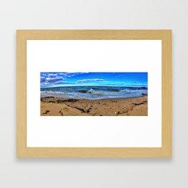 Peconic Bay Framed Art Print