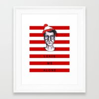 waldo Framed Art Prints featuring waldo by Vera rubinchik