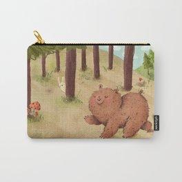 Fat Little Bear Carry-All Pouch