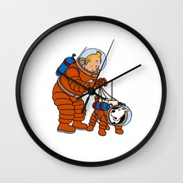 tintin Wall Clock