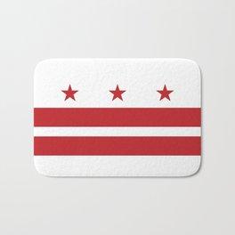 Washington, D.C. Flag Bath Mat