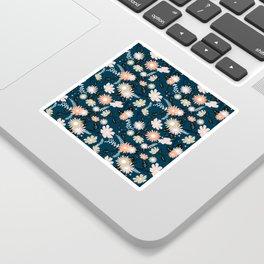 Marseille - Floral Pattern Sticker