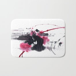 sleeping beauty Bath Mat