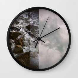 Crashing Wall Clock
